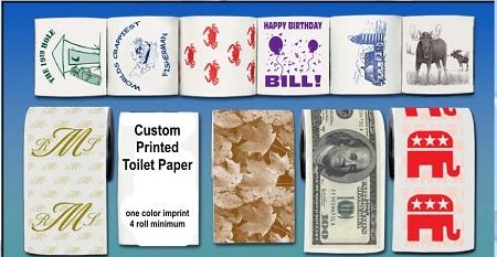 custom toilet paper printing