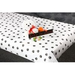 Paw Print Paper Banquet Rolls - 100 or 300 foot roll