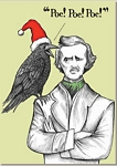Holiday Cards - Humorous Christmas Cards - POE! POE! POE!