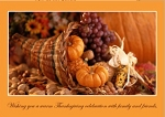 Holiday Cards - Thanksgiving Collection - Thanksgiving Celebration