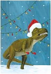 Holiday Cards - Nature - DINOSAUR