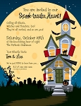 HALLOWEEN PAPER -Haunted House 1112