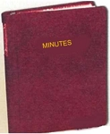 CORPORATE MINUTE BOOK