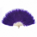 Marabou Feather Fans - dozen per pack