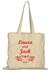 TOTE-A3T Custom printed canvas tote bag