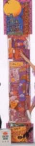 6' GIANT TOY FILLED HALLOWEEN STOCKING - DELUXE