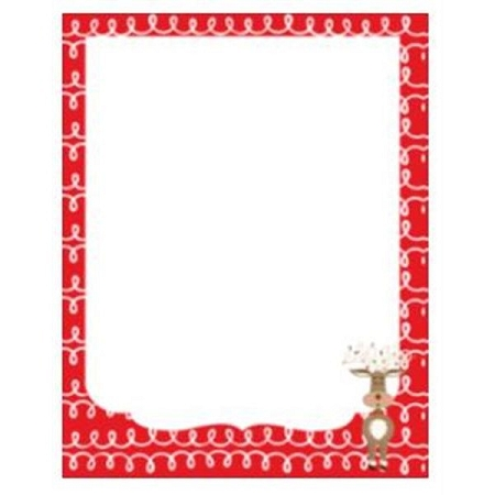 HOLIDAY PAPER: Red Reindeer