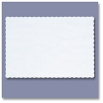 Paper Placemats - Blank White Placemats