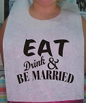 STOCK DESIGN - EAT, DRINK & BE MARRIED II