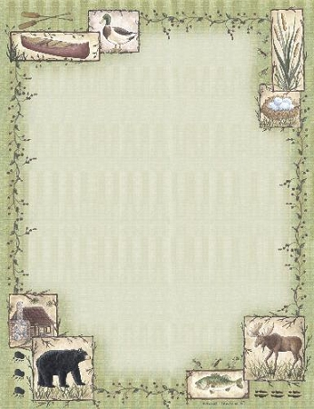 ANIMAL PAPER:  Great Outdoors-1084