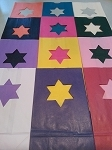 Luminary Bags - STAR OF DAVID