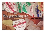 Holiday Cards - Regional Christmas Collection - Manasquan Beach