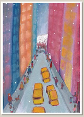 Holiday Cards - Regional Christmas Collection - NYC AVENUE