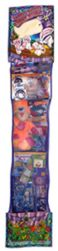 8' GIANT TOY FILLED EASTER STOCKING - STANDARD