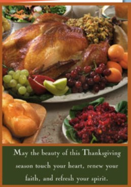 Holiday Cards - Thanksgiving Collection - The Meal of the Year