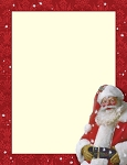 HOLIDAY PAPER - Jolly St Nick