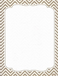 HOLIDAY PAPER:  Gold Metallic Zig Zag