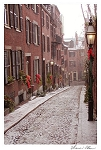 Holiday Cards - Philadelphia-Ashland Street-Society Hill (pack of 10)