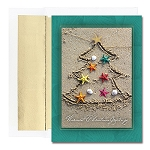 Holiday Cards - Regional Holiday Collection - Sand Tree