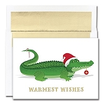 Holiday Cards - Regional Holiday Collection - Holiday Gator