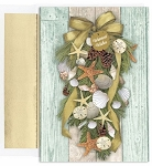 Holiday Cards - Regional Holiday Collection - Shell Ornaments