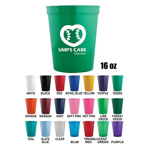 Your Imprint on an Event Cup!
