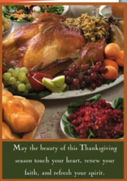 Thanksgiving Card Collection